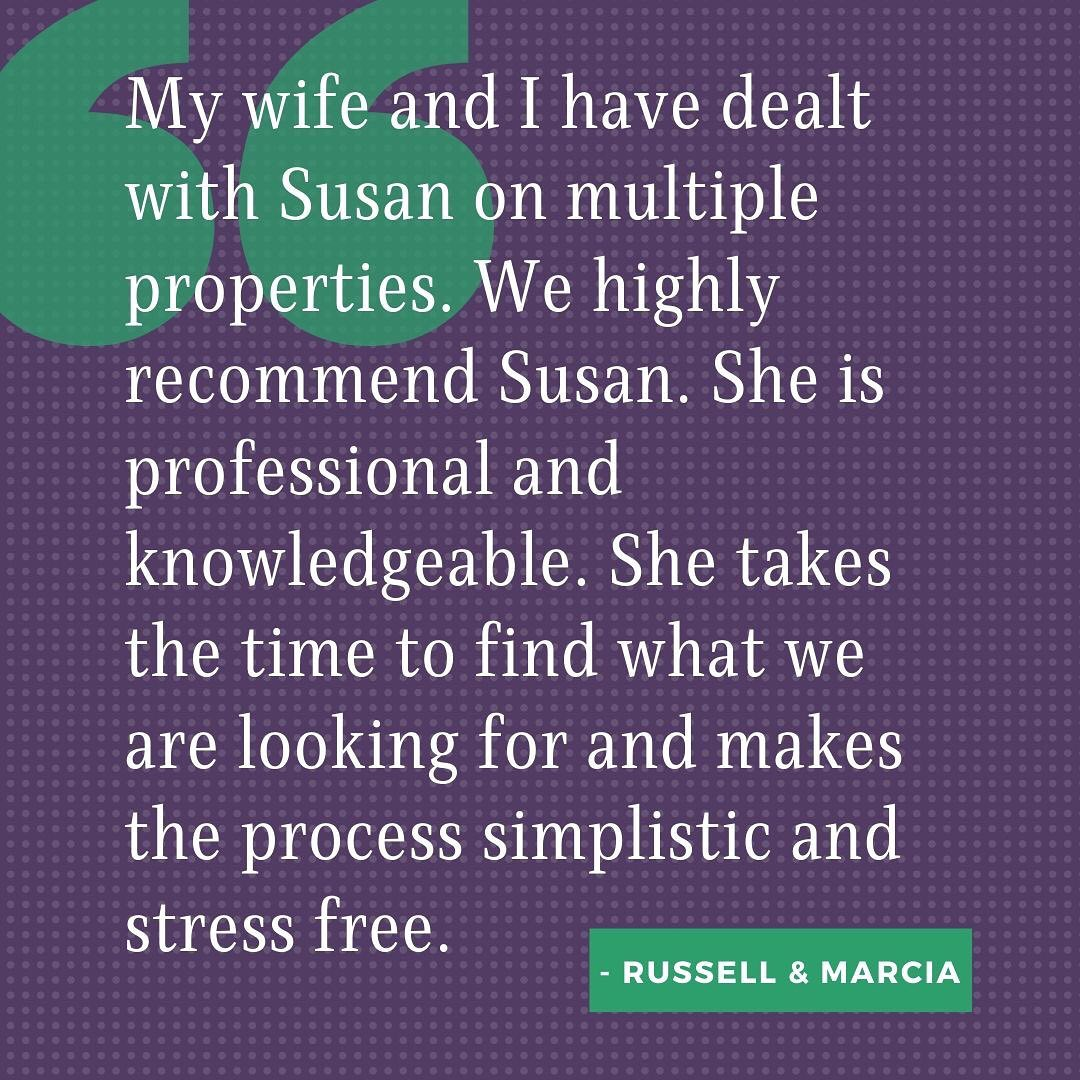 Russell & Marcia